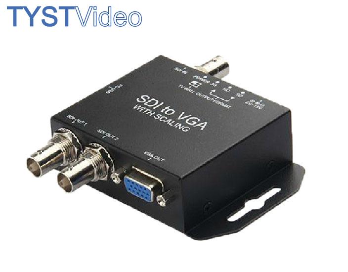 天影视通 SDI 转VGA 转换器
