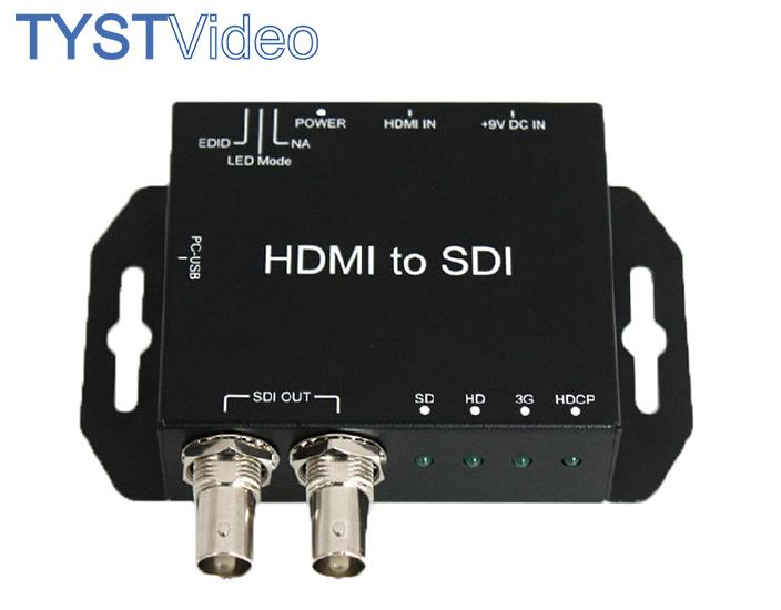 天影视通 HDMI 转SDI 转换器